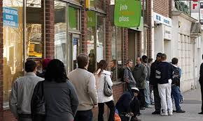 Staggering unemployment results!