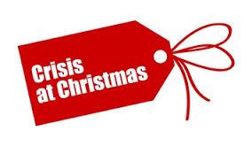 A crisis.....At Christmas....?