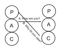 Transactional Analysis: Crossed and Complementary transactions